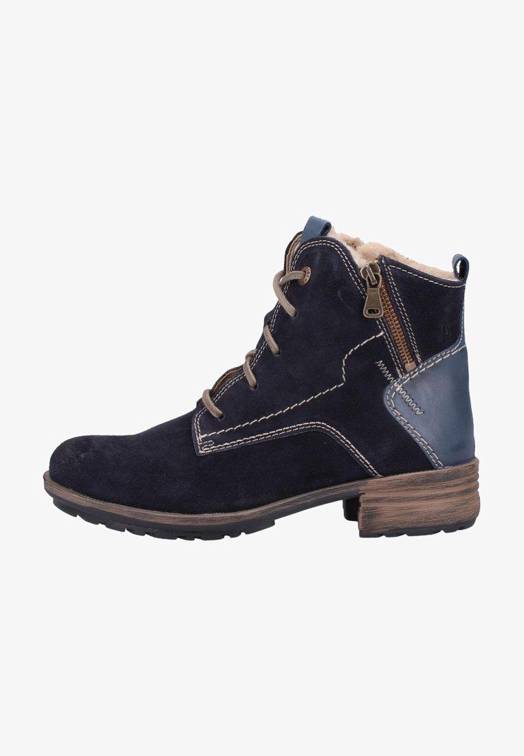 Josef Seibel - Winter boots - blue