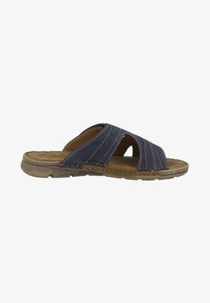 Slippers - dark blue (16710-66-505)