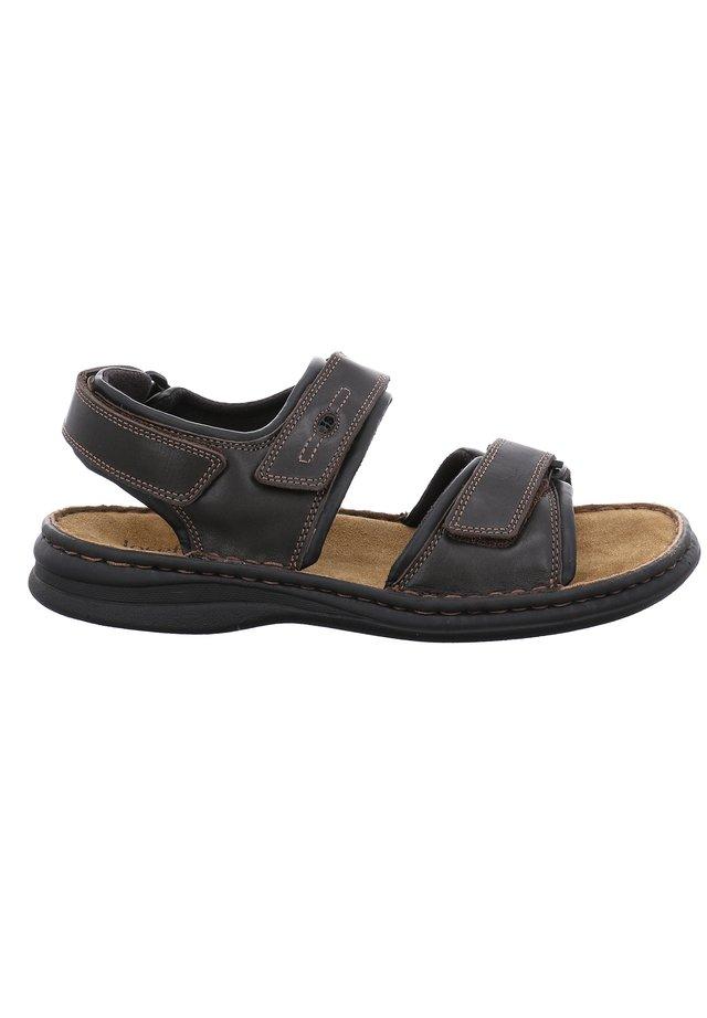 RAFE - Sandals - moro/schwarz