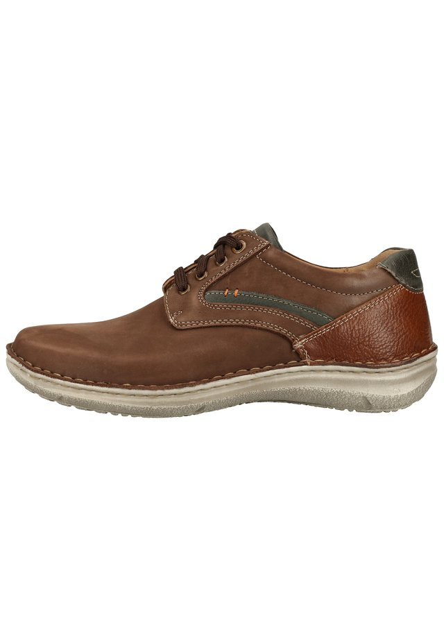 Chaussures à lacets - brandy-multi 322