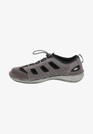 ANVERS  - Casual lace-ups - grey