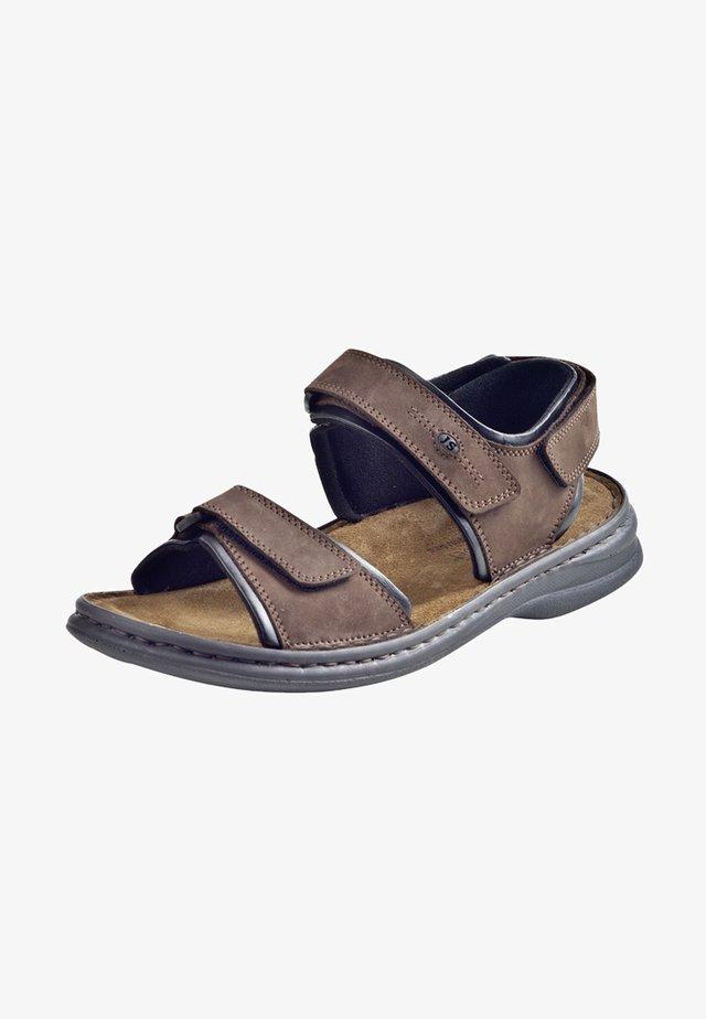 RAFE - Sandals - brasil/schwarz
