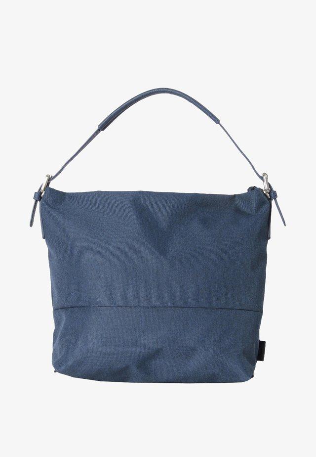 BERGEN HOBO - Håndtasker - marine