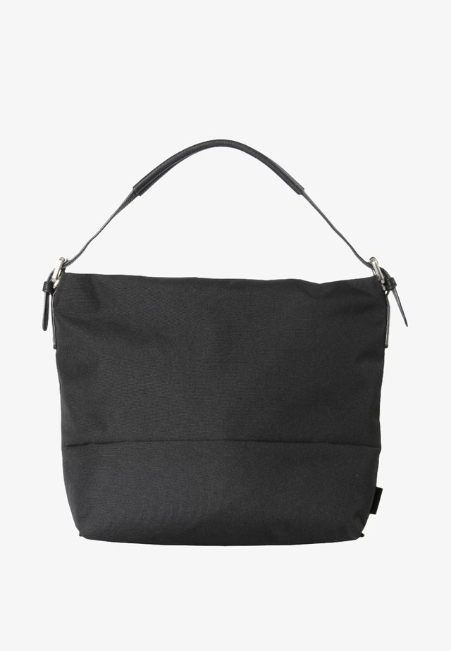 BERGEN HOBO - Håndtasker - black