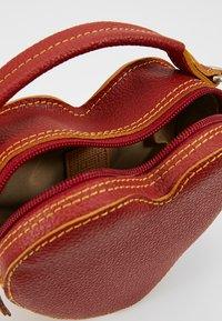 Jost - Across body bag - red - 4