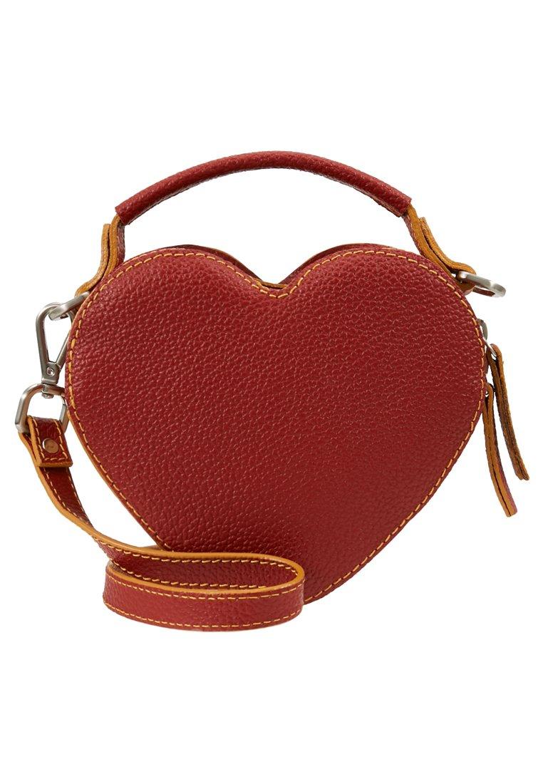 Jost - Across body bag - red