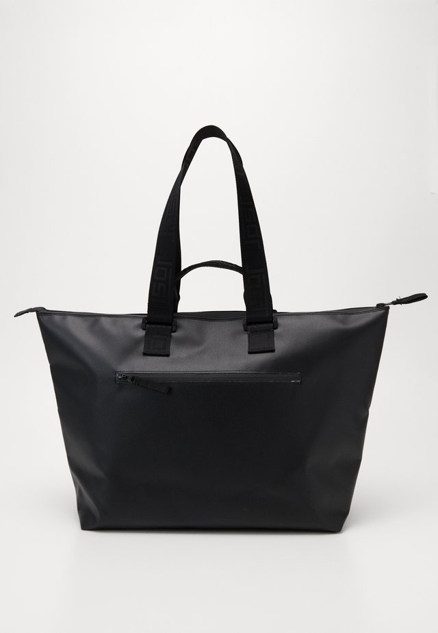 TOLJA - Shoppingveske - black