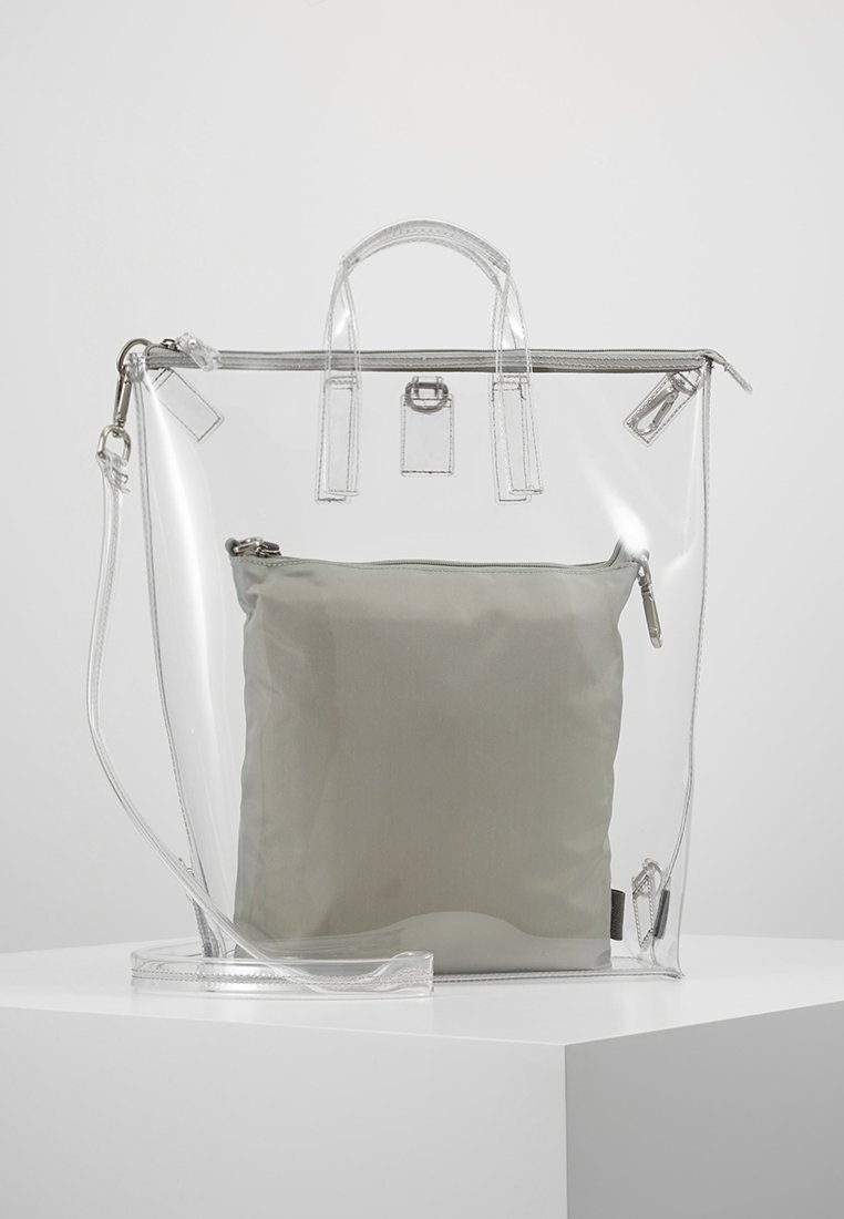 Jost - CHANGE BAG 3-IN-1 - Rucksack - clear