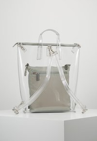 Jost - CHANGE BAG 3-IN-1 - Rucksack - clear - 2