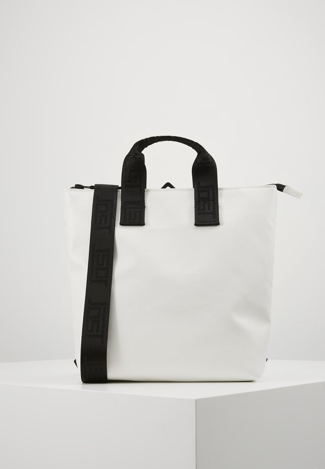 TOLJA CHANGE BAG MINI - Tagesrucksack - white