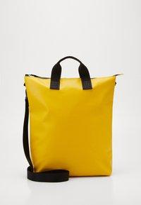 Jost - TOLJA XCHANGE BAG  - Batoh - yellow - 0