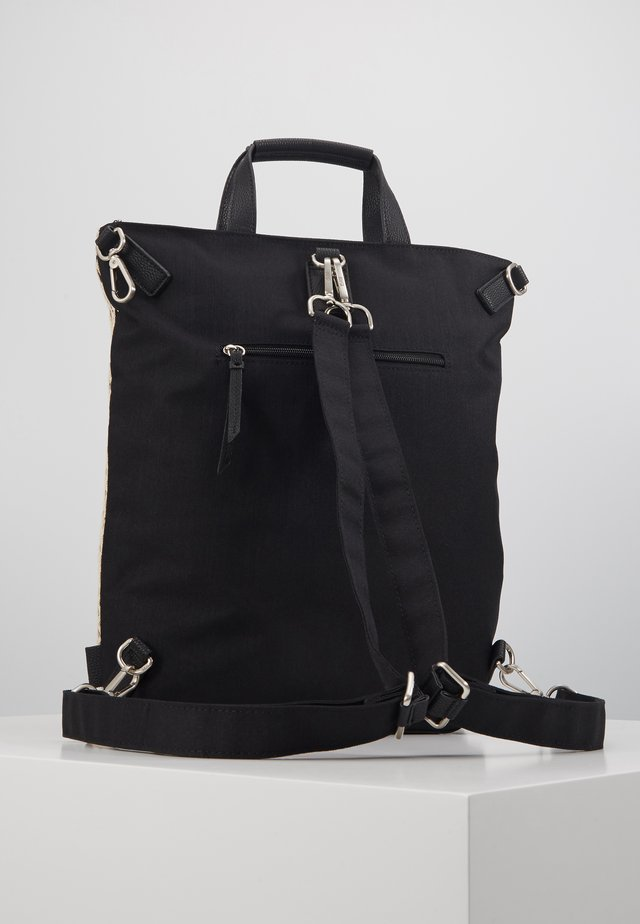 JALAYA X CHANGE BAG S - Ryggsekk - black