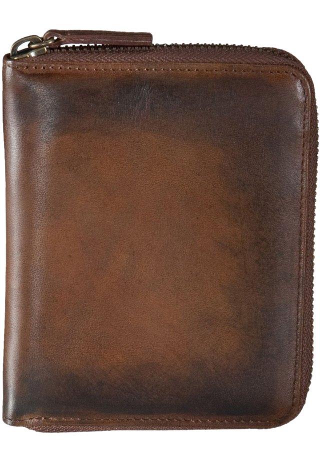RANGER 2474 - Portefeuille - cognac