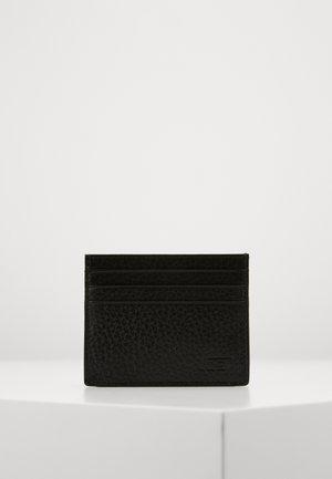 STOCKHOLM - Business card holder - black