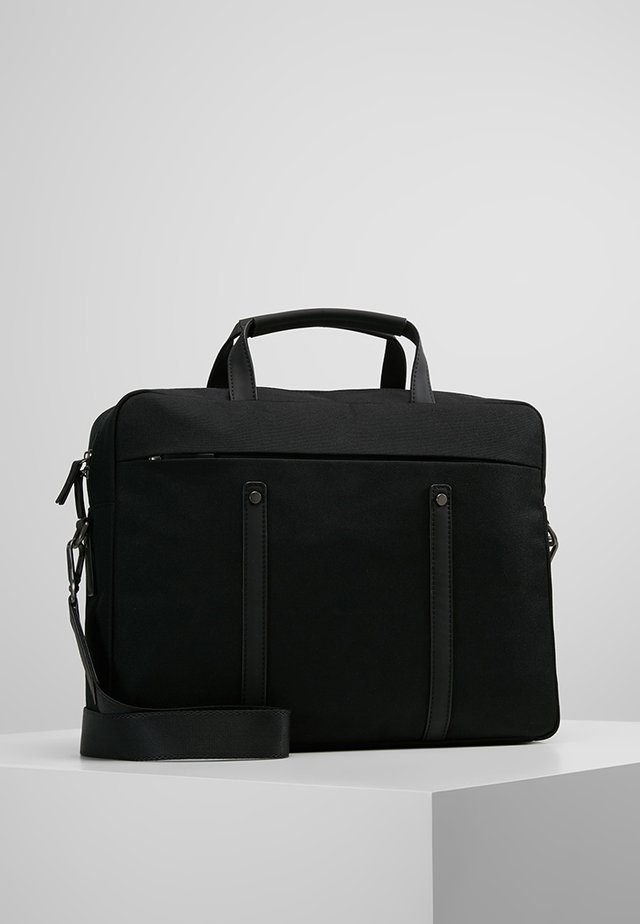 BUSINESS BAG - Portfölj / Datorväska - black