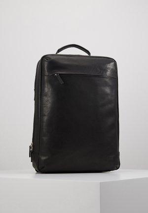 MALMÖ DAYPACK - Plecak - black