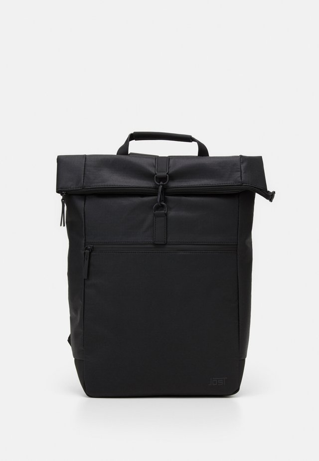 COURIER BAG RIPSTOP  - Rucksack - black