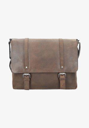 SALO AKTENTASCHE  - Briefcase - brown