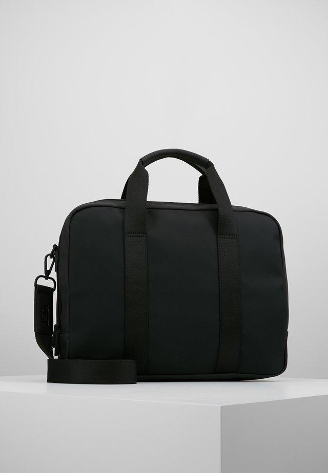 HELSINKI - Laptop bag - black