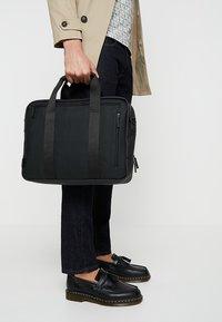 Jost - HELSINKI - Laptop bag - black - 1