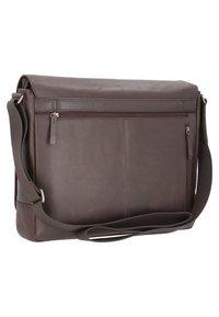 Jost - Across body bag - brown - 2