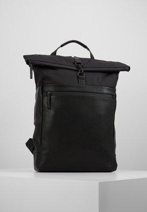 OSLO - Tagesrucksack - black