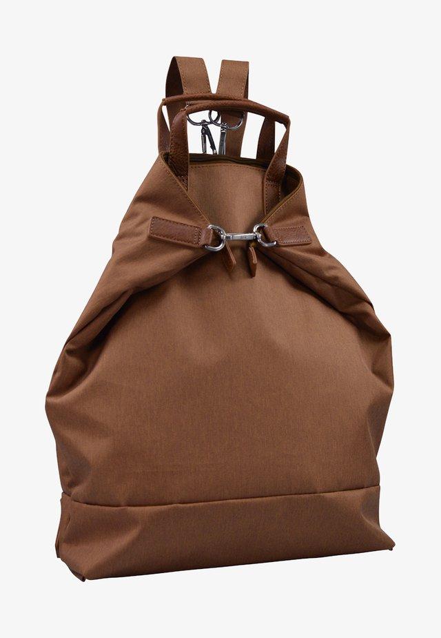 Rugzak - dark brown