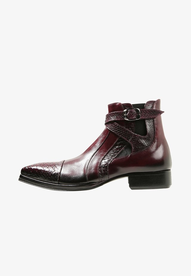 Classic ankle boots - pitone diver