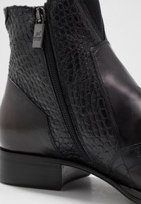 Jo Ghost - Classic ankle boots - diver nero - 6