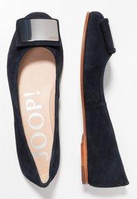 JOOP! - ANTHEA - Baleríny - dark blue - 3