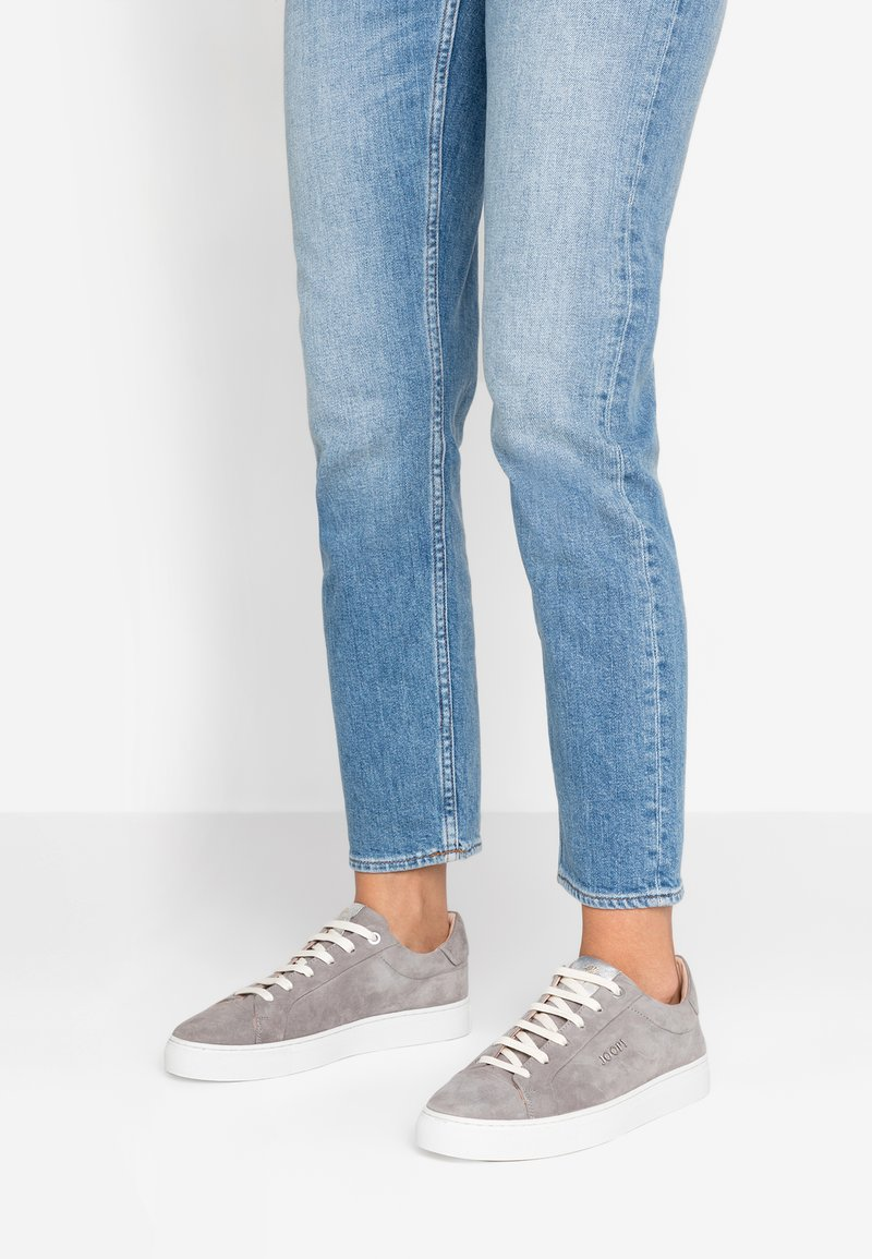 JOOP! - CORALIE - Trainers - light grey