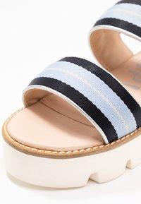 JOOP! - LILIANA - Sandály na platformě - light blue - 2