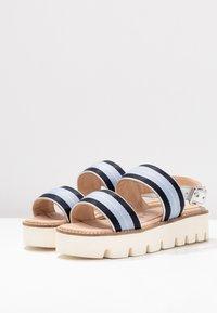 JOOP! - LILIANA - Sandály na platformě - light blue - 4