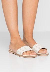 JOOP! - LILIANA SLIP ON  - Pantofle - offwhite - 0