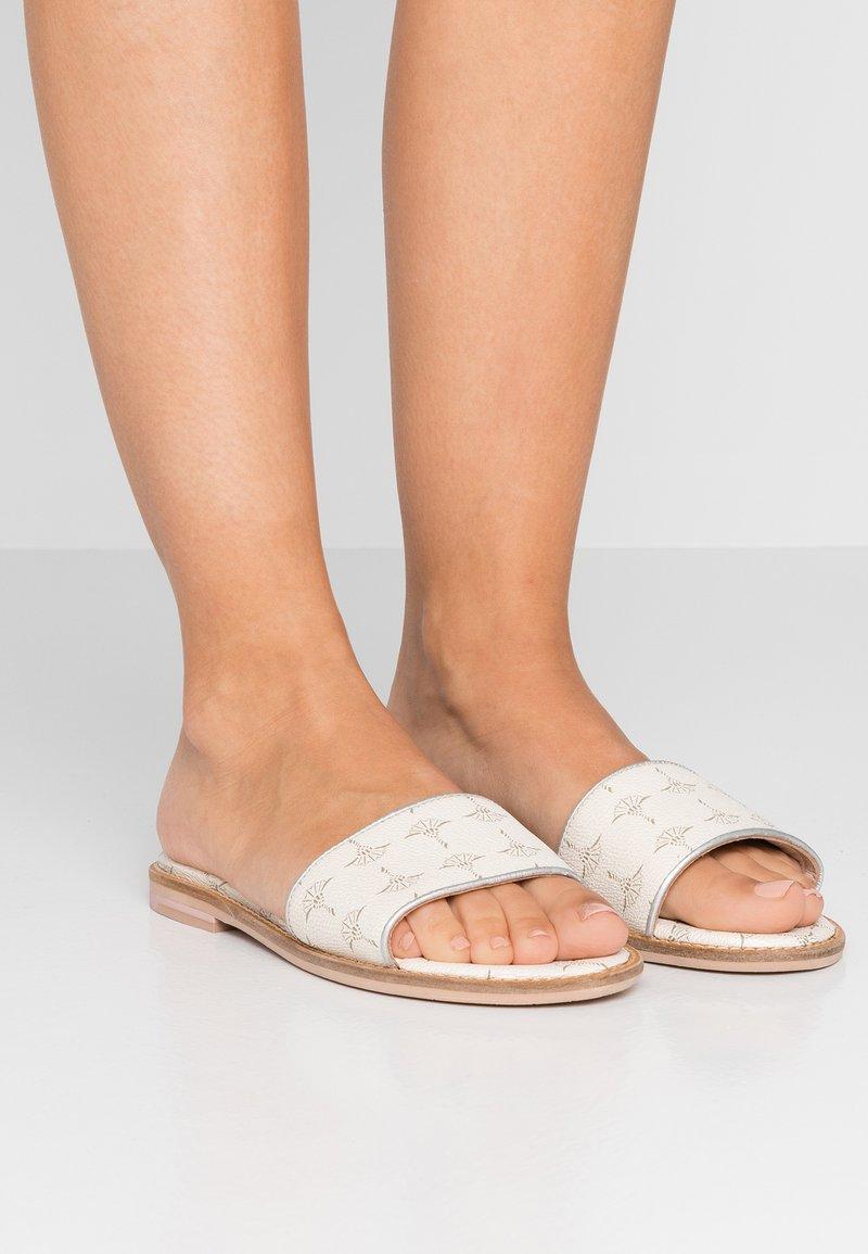 JOOP! - LILIANA SLIP ON  - Pantofle - offwhite