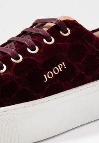 JOOP! - NEW DAPHNE - Joggesko - burgundy - 2