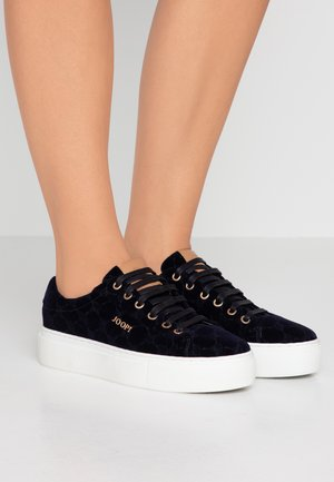 NEW DAPHNE - Sneakers laag - dark blue