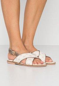 JOOP! - CORTINA LILO - Sandals - offwhite - 0