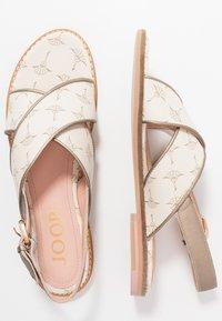 JOOP! - CORTINA LILO - Sandals - offwhite - 3