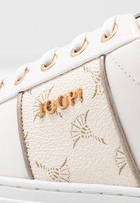 JOOP! - CORTINA LISTA  - Sneaker low - offwhite - 2