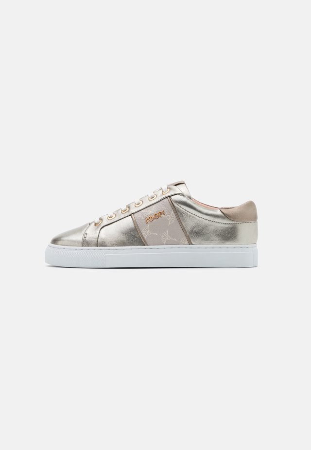 CORTINA LISTA  - Sneakersy niskie - metallic