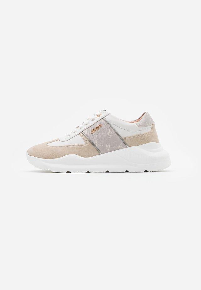 CORTINA LISTA HANNA - Sneakers - beige
