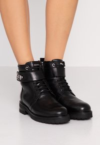 JOOP! - MARIA BOOT - Veterboots - black - 0