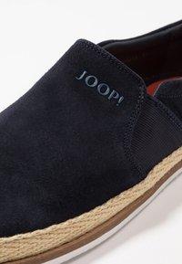 JOOP! - ZENON - Espadrilles - dark blue - 5