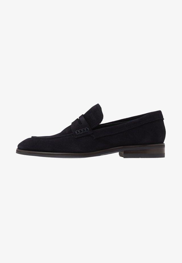 KLEITOS LOAFER - Business loafers - dark blue