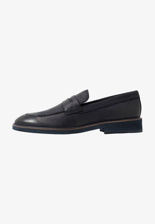 KLEITOS LOAFER - Elegantní nazouvací boty - dark blue