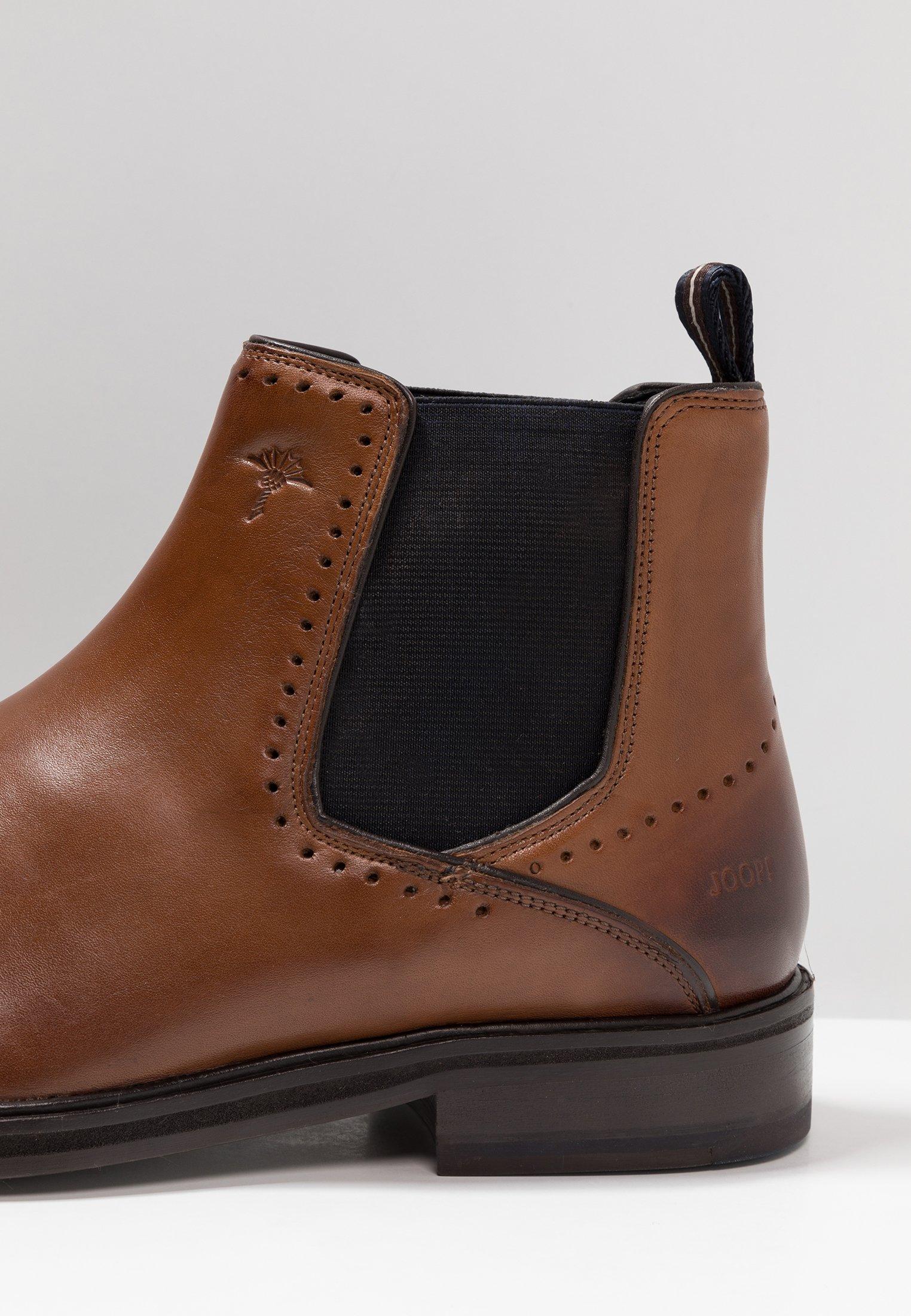 Joop! Kleitos Chelsea Boots - Bottines Cognac