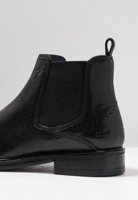 JOOP! - KLEITOS CHELSEA BOOTS - Classic ankle boots - schwarz - 5