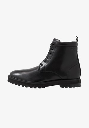 MARIO BOOT - Lace-up ankle boots - black