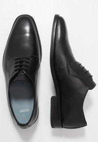 JOOP! - PHILEMON LACE UP - Stringate eleganti - black - 1